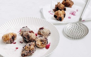 Quick recipe: How to make Emiko Davies' delicious Italian cherry fritters