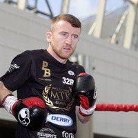 Paddy Barnes to return to Olympic Games fighting weight