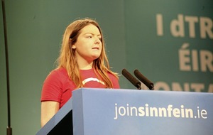 Sinn Féin says Órla Nic Biorna standing down 'for personal reasons'
