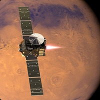 Mars yields a new mystery: Where has all the methane gone?