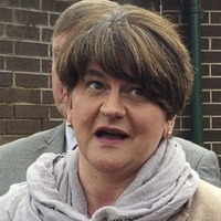 Arlene Foster accuses Theresa May of being weak on Brexit