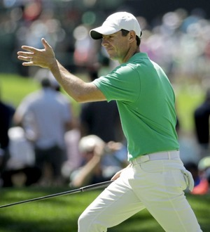 Rory McIlroy sets off on his latest US Masters bid