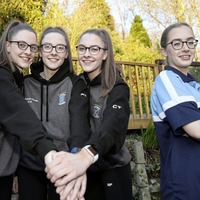 Sibling rivalry to the 'four' as Turley quadruplets go head-to-head in Northern Ireland netball final