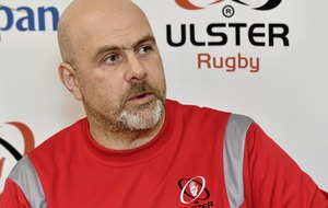 Ulster needs to keep up intensity to overcome Edinburgh: Coach Dan McFarland
