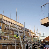 Construction output down in last quarter of 2018 says report