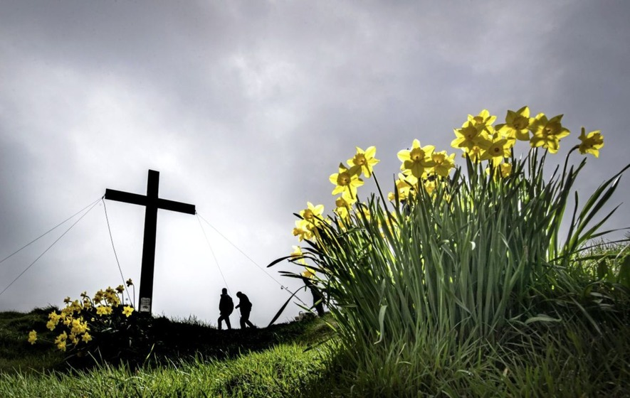 Holy Week reflection: Live in the glorious Easter Sunday hope, not the gloom of Easter Saturday