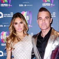 Robbie Williams and Ayda Field quit The X Factor