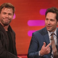 Paul Rudd: There's no point trying to compete with Chris Hemsworth's physique