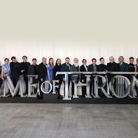 Game Of Thrones stars attend final season premiere in Belfast