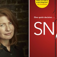 Booker-longlisted crime writer in the running for second literary prize