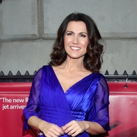 Susanna Reid gave up alcohol after doctor's warning