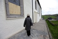 Thieves ransack Newtownhamilton church