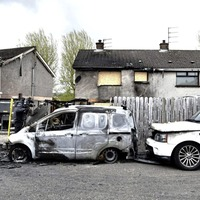 Four children rescued after arson attack on neighbour's house