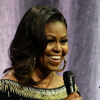 Michelle Obama praises Queen and addresses protocol breach