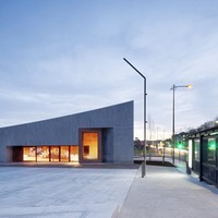 Forrme completes £2m transport hub and civic scheme in west Belfast