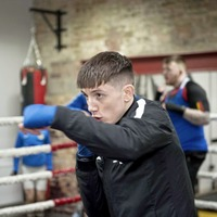Conor Quinn aiming to force his way into European Games reckoning after broken hand recovery