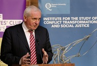 Former Taoiseach Bertie Ahern awarded honorary professorship by Queen's University