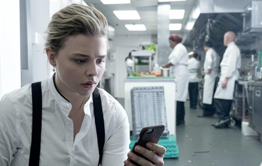 Neil Jordan's thriller Greta pits Chloe Grace Moretz against ...