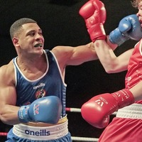 Caomhin Agyarko: my target is to become Ireland's first black world champion