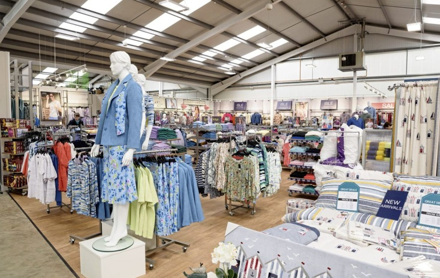 26685c1c2 Department store Menarys has opened a concession store at Colemans garden  centre in Templepatrick