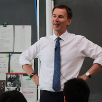 Jeremy Hunt warns of danger to Theresa May if voting in European elections goes ahead