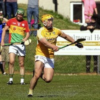 Antrim hurlers heading to Portugal ahead of Joe McDonagh campaign