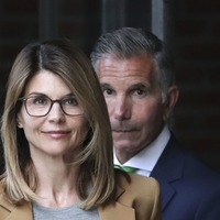 Lori Loughlin pleads not guilty over college admissions bribery scheme