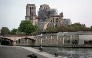 Notre Dame cathedral to be rebuilt in former likeness
