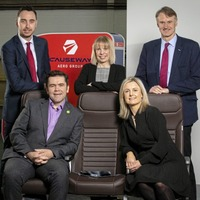 Lisburn aerospace firm Causeway Aero Group to create 17 jobs after securing £500k investment