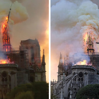 Paris 'in disbelief' over Notre Dame fire, Fr Aidan Troy says