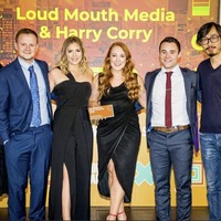 Loud Mouth Media shouts out at UK awards hat-trick