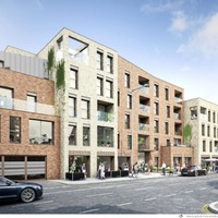 Plans submitted for new £12m Belfast apartment complex