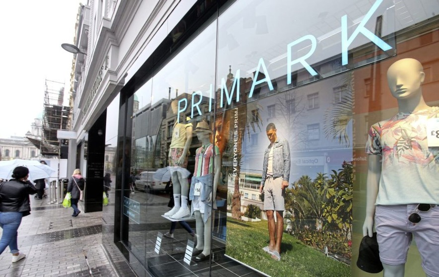 b8620834c3d8 A new Primark store at Fountain House at Donegall Place in Belfast city  centre opened today. Picture by Mal McCann