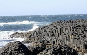 Wheelchair user plunges off Giant's Causeway cliff path