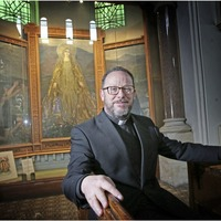 A Belfast church and the mystery of the missing Edwin Lutyens altar