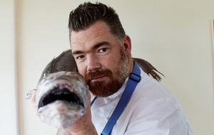 Food: Nathan Outlaw on seasonality, seafood and his foul-mouthed acting debut