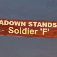 Sinn Féin calls for removal of banner supporting Soldier F who is facing Bloody Sunday prosecution