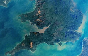 Nasa photo reveals UK as seen from the International Space Station