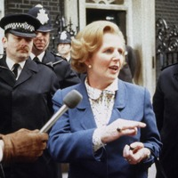 Ring worn by Margaret Thatcher on day she became first female British PM up for auction
