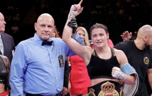 Katie Taylor's unification showdown in doubt after adverse finding in 'Big Baby' sample