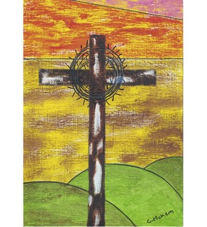 Fr Eugene O'Neill: 'What will you see as you gaze at the Cross?'