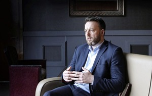 Colum Eastwood confirms European election candidacy