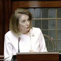 Nancy Pelosi warns against weakening Good Friday Agreement