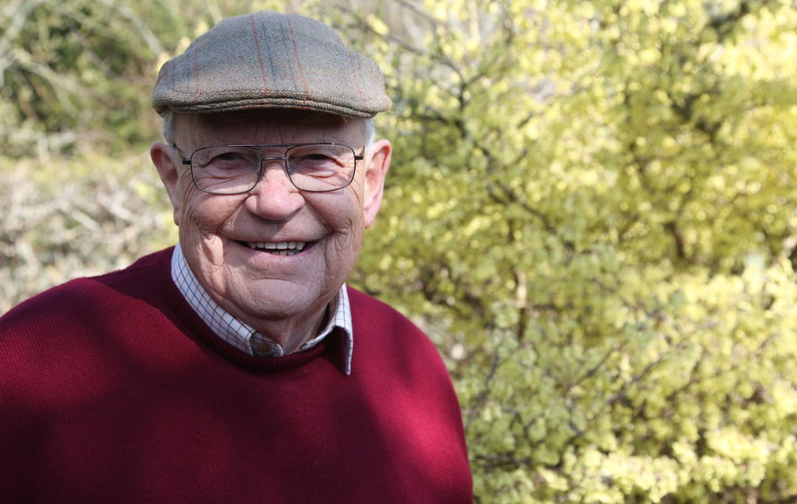 Beechgrove S Jim Mccoll Retires After Four Decades In The Garden