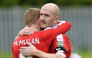 Ryan Catney 'devastated' to be leaving Cliftonville - but won't quit playing