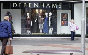 Debenhams chief executive Sergio Bucher bows out of top job