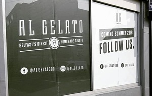 Belfast ice cream shop Al Gelato to open new city outlet