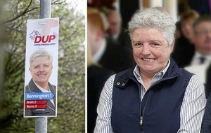 DUP woman is party's first openly gay politician