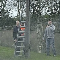Loughinisland suspect pictured helping to erect UUP election posters