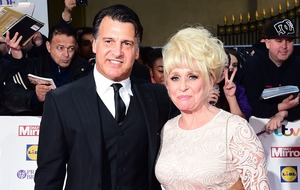 Thinking of wife Barbara Windsor will get me round marathon – Scott Mitchell